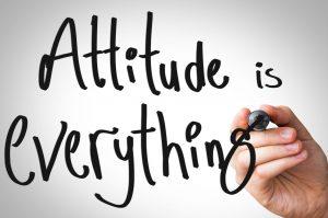 AttitudeIsEverything - thái độ là tất cả