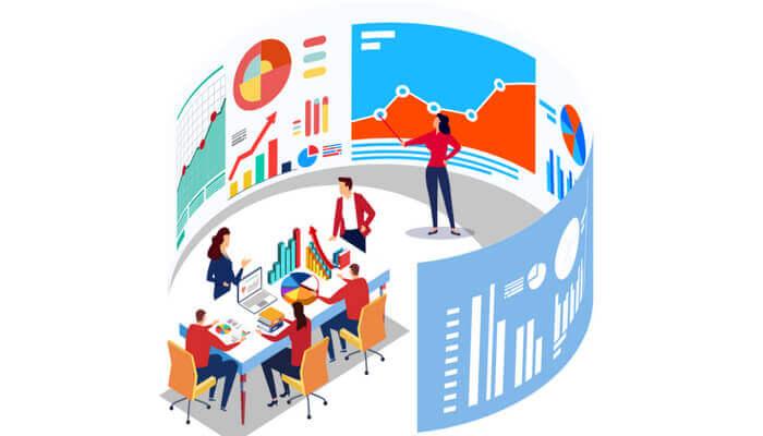 Hình minh họa phong cách lãnh đạo chuyển đổi